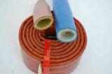 Manicotto rivestito a temperatura elevata del fuoco della vetroresina della gomma di silicone del grande diametro
