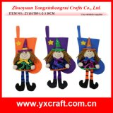 Decoración de Halloween Decoración Decoración (ZY4428-1-2-3-4) del traje de Halloween de Halloween Stocking