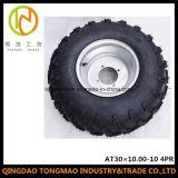 R2 landwirtschaftlicher Reifen 4pr/Bias des Muster-400-10 für Traktor/Traktor-Gummireifen