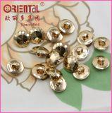 Tasto di camicia dell'oro dell'ABS (S-392PG)