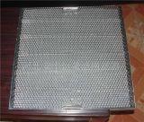 Фильтр клобука ряда кухни нержавеющей стали/цилиндр сетки воздушного фильтра