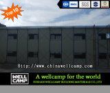 Camera prefabbricata modulare di basso costo per l'adattamento dell'accampamento Labour