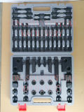 연장통에 있는 장비를 죄는 M16X18mm 호화로운 강철 높은 경도 58PCS