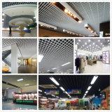 装飾的な天井の白くおよび黒いカラーのアルミニウム格子天井
