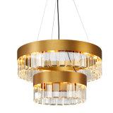 Stahllampe des kristall-LED (WHG-3041)