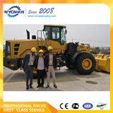 Nuovo caricatore della rotella di 5ton Sdlg L956f con Weichai Wd10g220e23 per estrazione dell'oro