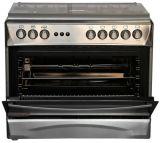 Porte in metallo di presion di alta qualità per il forno a gas