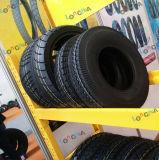 Neumático de goma natural de la motocicleta de la alta calidad para el Brasil (3.00-17)