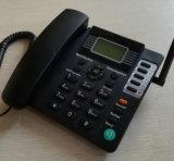 SIM Card/GSM Fwp를 가진 쿼드 악대 GSM 조정 무선 탁상용 전화