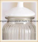 Choc en verre de mémoire de consommation quotidienne chaude de vente/bouteille en verre/meubles en verre de cuisine de choc