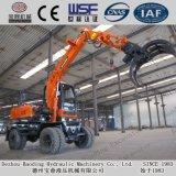 Rentabilidade do investimento elevada Baoding Bd80 que agarra a madeira - equipamento de madeira de agarramento pequeno
