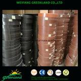 Bandes de bordure foncée de PVC de bonne qualité