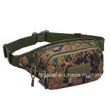 sac militaire extérieur de taille de course de sports de 600d Camo