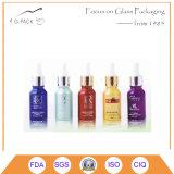 Bottiglia di vetro del contagoccia per olio essenziale