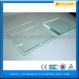preço 12mm desobstruído do vidro Tempered de 3mm 4mm 5mm 6mm 8mm 10mm