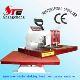 Hot Sales Swing Away T-Shirt Heat Transfer Machine 40*60cm American High Pressure Shaking Head Heat Press Machine T Shirt Transfer Printing Machine Stc-SD03