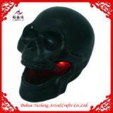 陶磁器の頭骨