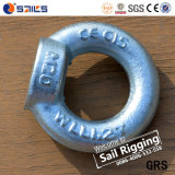 Heißer Mutter des Verkaufs-Stahl geschmiedete galvanisierte anhebende Augen-DIN582