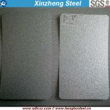 Material de construcción PPGI PPGL Q235B Placa de acero Gl Galvalume Acero