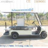 2 Passagier-elektrisches Krankenwagen-Auto für Verkauf
