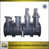 Válvula Corrediça de alta qualidade OEM de fundição de ferro dúctil