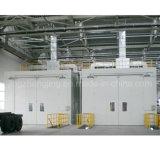 Установка системы вентиляции в верхней части (JZJ-9400)
