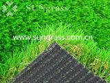 45mm Gazon synthétique pour le jardin ou Paysage (SUNQ-HY00115)