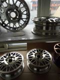 El magnetrón auto profesado de la rueda de coche farfulla la fábrica del equipo del laminado