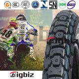China Super Calidad Sin cámara 3,25-18 neumático de la motocicleta para la venta