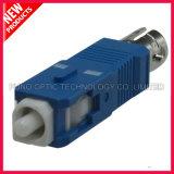 FC ao adaptador híbrido da fibra do SC