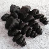 8Une Vierge cheveu humain lâche brésilien brute d'onde hair extension
