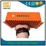 Contrôleur/régulateur de bonne forme de Chambre de Neuf-Arrivée pour le système domestique solaire 40A