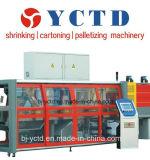 セリウム(YCTD-YCBS130)が付いている飲み物水PEのフィルムの包む機械
