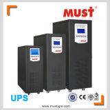 UPS en ligne triphasé 10kVA 20kVA 30kVA 40kVA 60kVA 80kVA