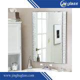 Espejo oval del cuarto de baño de la dimensión de una variable 4m m de Frameless