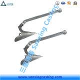 Anclas de la pieza de acero fundido inoxidable y del arado de la alta calidad del fabricante de China