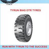 2100-25 Neumáticos para excavadoras, E4 Modelo Bias OTR Neumáticos
