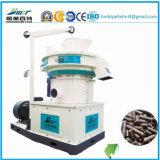 macchina residua della pallina della biomassa di Agriculatral della paglia di legno della segatura 1-2.5t