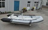 Liyaの開いた床の肋骨のボート520 PVC材料のディンギー
