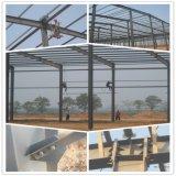 Fabrication préfabriquée de structure métallique pour l'entrepôt