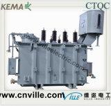 transformador de potência deRegulamento do círculo 110kv três