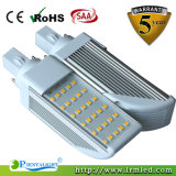 China de fábrica 9W G24 PLC SMD2835 LED luz Plug
