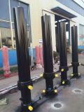 Cilindro hidráulico telescópico de FC/Fe para el volquete/el acoplado/el carro de vaciado