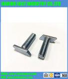 Vite con testa a T del acciaio al carbonio dell'acciaio inossidabile/bullone del T/bullone testa di martello/bullone capo quadrato