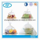 Мешок упаковки свежей еды прозрачный