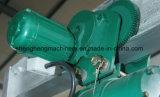 Le meilleur élévateur électrique de la bride CD1 de câble métallique des prix 1t 2 T 3t 5t 10t 20t avec le chariot électrique