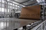 Vorstand-Papierherstellung-Maschine für gewölbtes Papier, Prüfung-Zwischenlage Papier, Kraftpapier