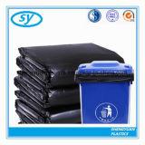 Bolsos de basura medios del polietileno de alta densidad