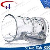 150ml gravou a caneca da água do vidro de sílex do projeto (CHM8168)