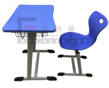 Kuwait Tender School Furniture Escritorio y Silla de un solo estudiante